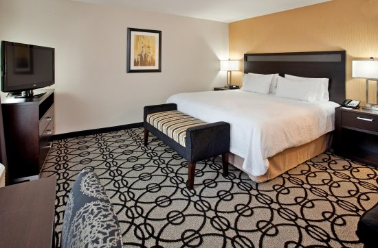 Columbia, MD: King Bed Guest Room