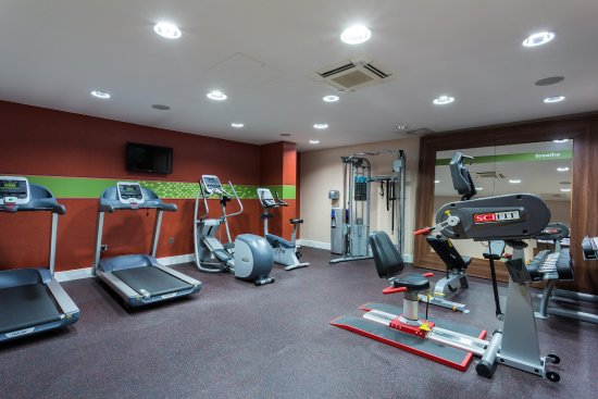 Clyst Honiton, UK: Fitness Center