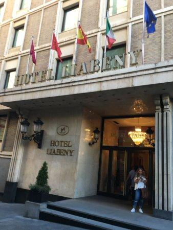 里貝尼酒店照片