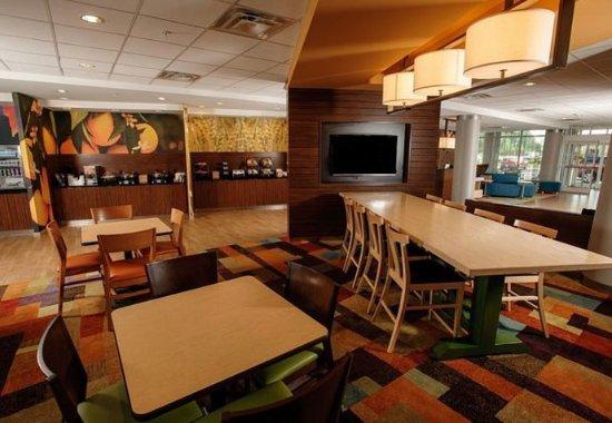 Athens, ألاباما: Breakfast Area
