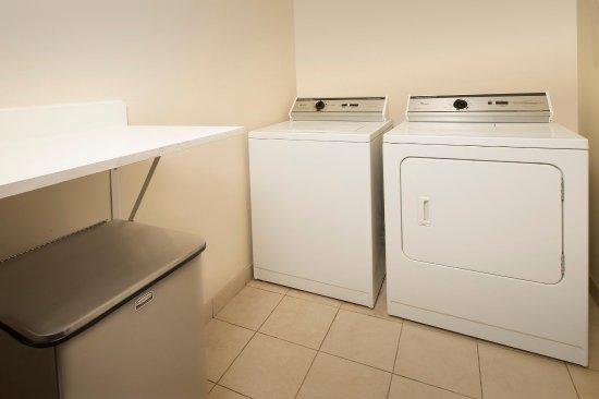 Haverhill, ماساتشوستس: Guest Laundry Facility