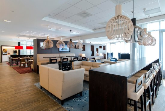 Hampton by Hilton Amsterdam Airport Schiphol: Great Room