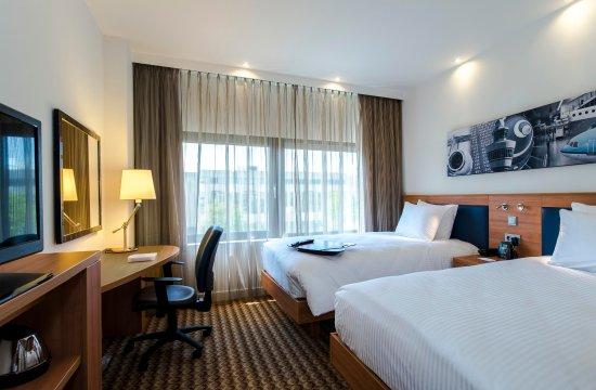 Hampton by Hilton Amsterdam Airport Schiphol: Standard Twin Room