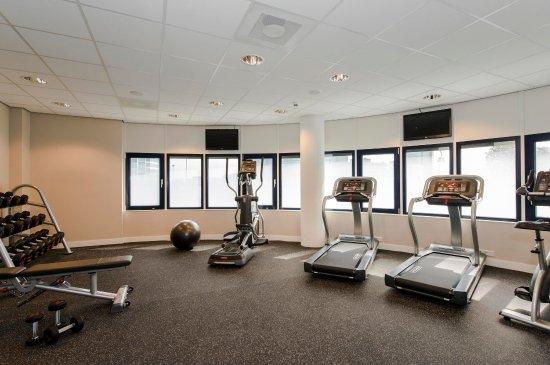 Hampton by Hilton Amsterdam Airport Schiphol: Fitness Center