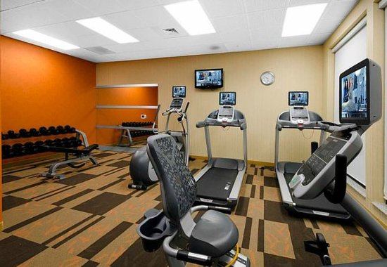 Salisbury, North Carolina: Fitness Center