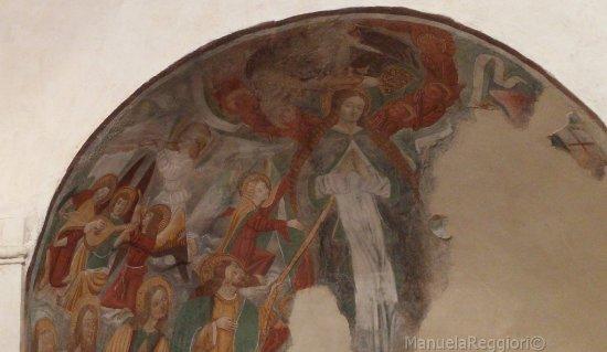 Gozzano, Italia: Incoronazione della Vergina-S.Maria di Luzzara-foto ManuReggiori