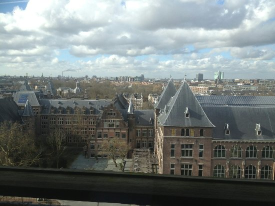 Reception Picture Of Amsterdam Tropen Hotel Amsterdam