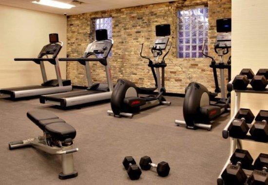 Fairfield Inn & Suites Milwaukee Downtown: Fitness Center