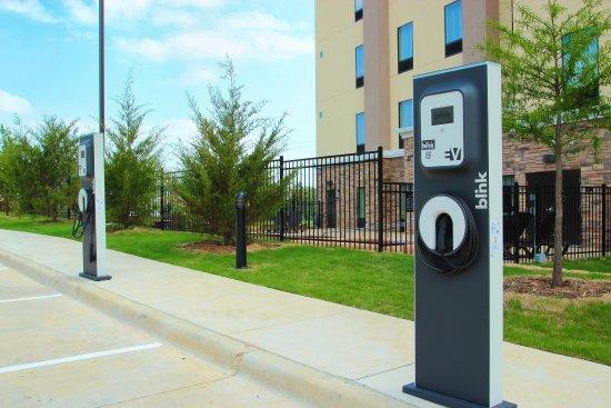 Trophy Club, TX: Car Charging Stations