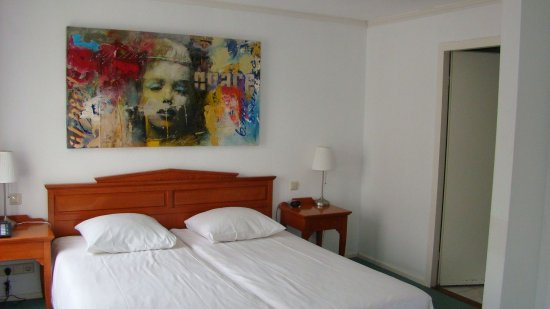 Venray, Holland: standard double room