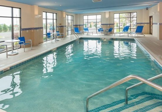 Cheektowaga, NY: Indoor Pool