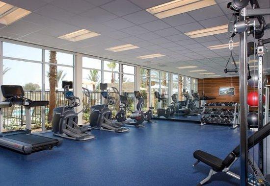 Tustin, CA: Fitness Center