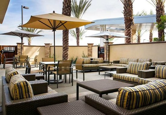 Tustin, Californië: Outdoor Patio