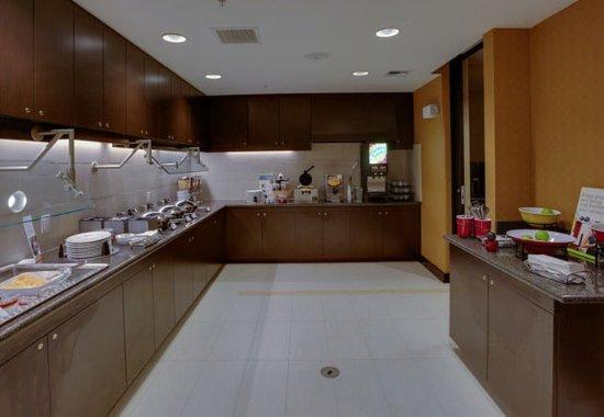 Chicopee, MA: Breakfast Buffet