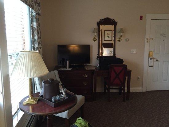 Γουάιτφιλντ, Νιού Χάμσαϊρ: Room 341 Historic Room