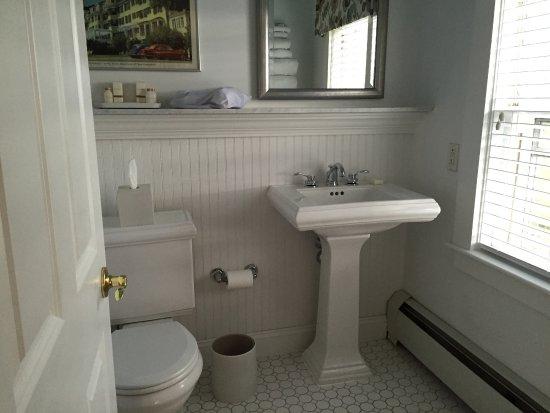 Γουάιτφιλντ, Νιού Χάμσαϊρ: Historic Room Bath
