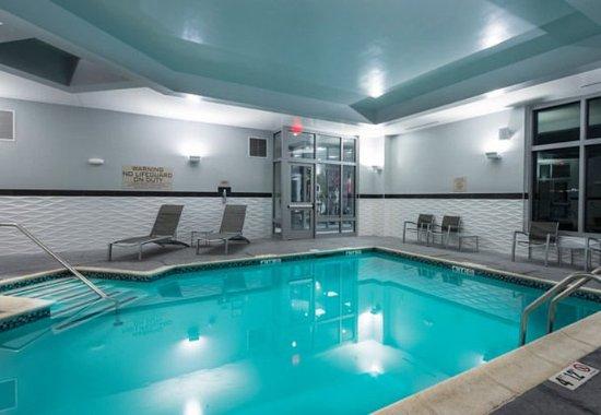 Needham, MA: Indoor Salt Water Pool