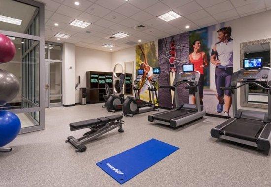 Needham, MA: Fitness Center