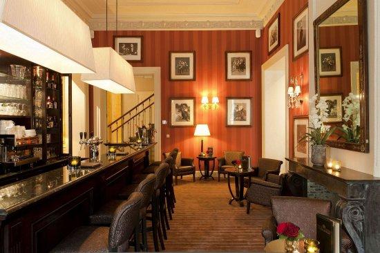 Grand Hotel Casselbergh: Bar