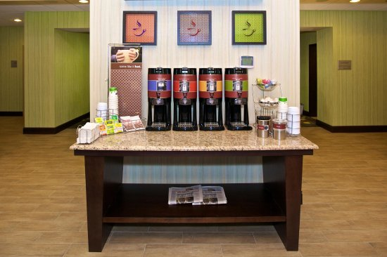 Adairsville, GA: Coffee Area
