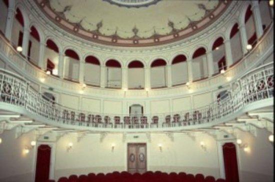 Teatro Castagnoli, Scansano