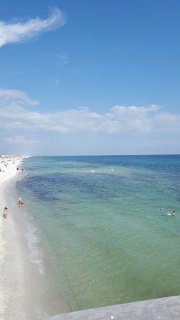 Pensacola Beach Gulf Pier: 20160922_155041_large.jpg