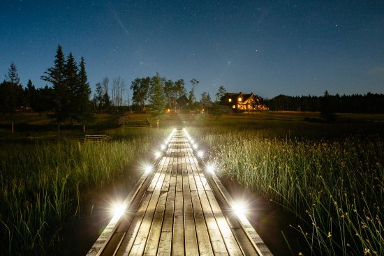 100 Mile House, Canada: Siwash Lake Boardwalk