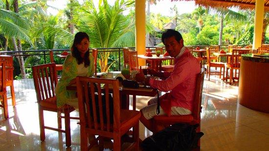 Komaneka at Rasa Sayang: Afternoon tea