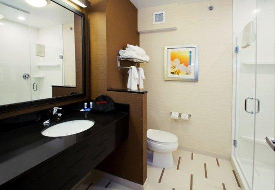Wentzville, Missouri: Suite Bathroom