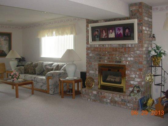 Summerland, Kanada: Guest Lounge