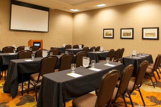 Hilton Garden Inn Lawton-Fort Sill: Meeting Beverages