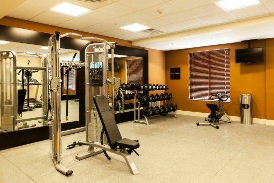 Lawton, OK: Fitness Center