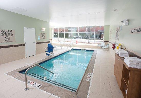 Bloomington, Индиана: Indoor Pool