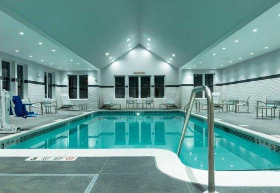 Orangeburg, estado de Nueva York: Indoor Pool