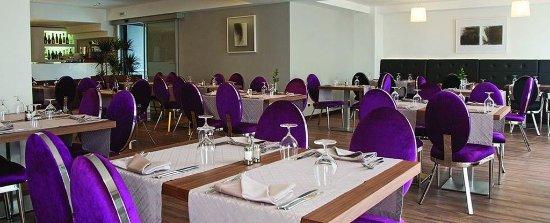 Hotel Aurel : restaurant