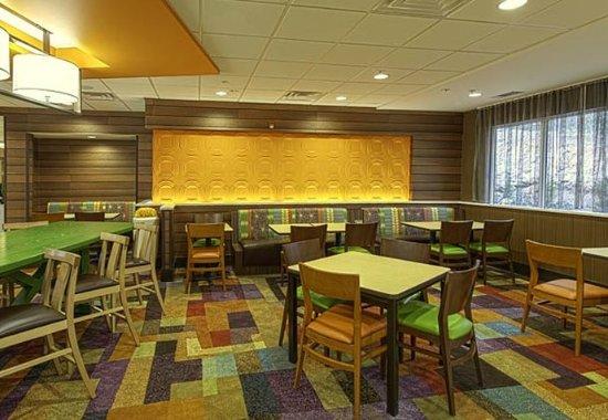 Meridian, MS: Breakfast Area