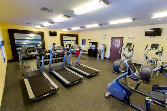 DeKalb, IL: Fitness Center