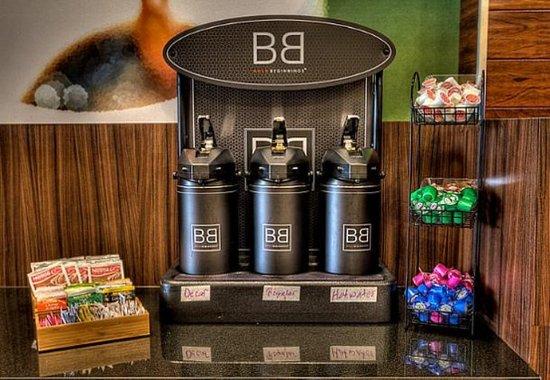Yukon, OK: Coffee Station