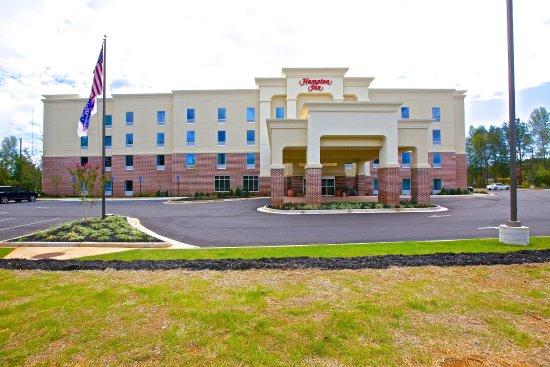 McDonough, Τζόρτζια: Hotel Exterior
