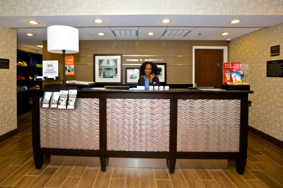 McDonough, GA: Front Desk Staff