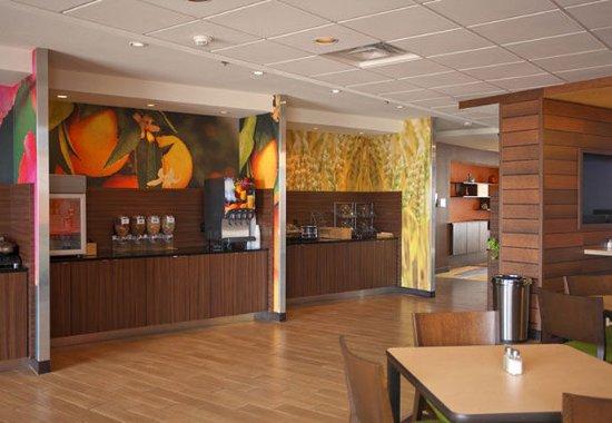 Alamosa, CO: Breakfast Area
