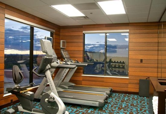 Alamosa, CO: Fitness Center