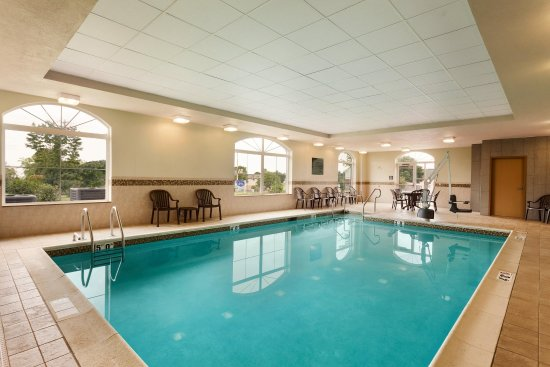 Hummelstown, Пенсильвания: Indoor Pool