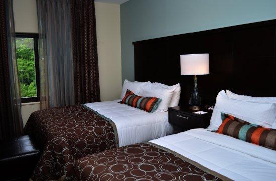 Jacksonville, Carolina del Norte: One Bedroom w/ 2 Queen Beds