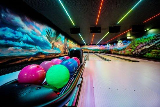 Ustrzyki Dolne, Polen: Bowling
