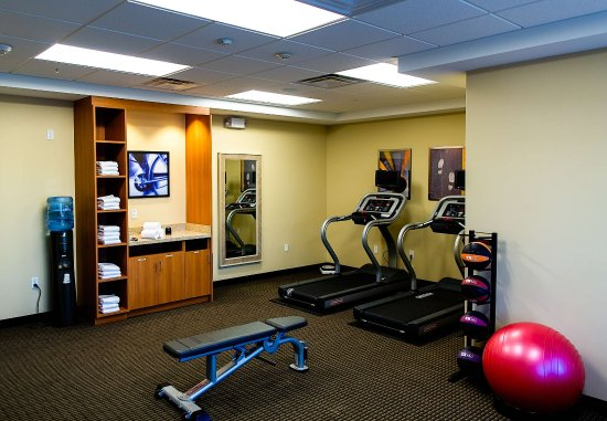 Lancaster, Kalifornien: Fitness Center