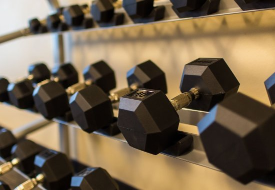 Lancaster, Kalifornien: Fitness Center - Free Weights