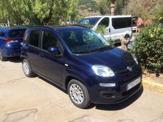 Province of Malaga, Spania: Fiat Panda 1.2