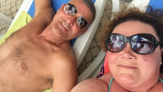 Manta Rota, Portugal : Mr & Mrs R.