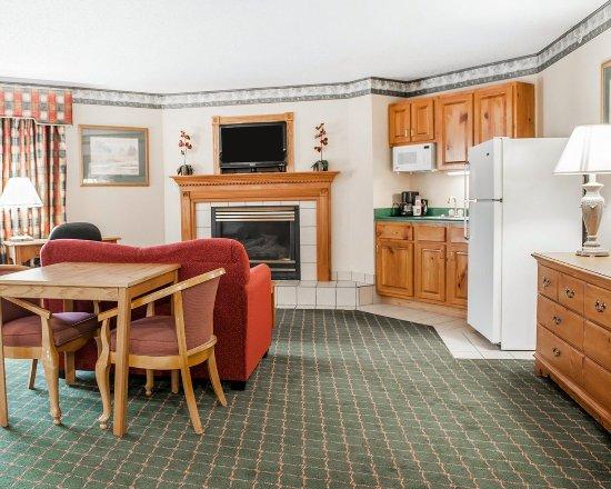 Brownsburg, IN: Guest room